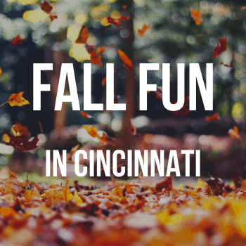 fall fun in cincinnati