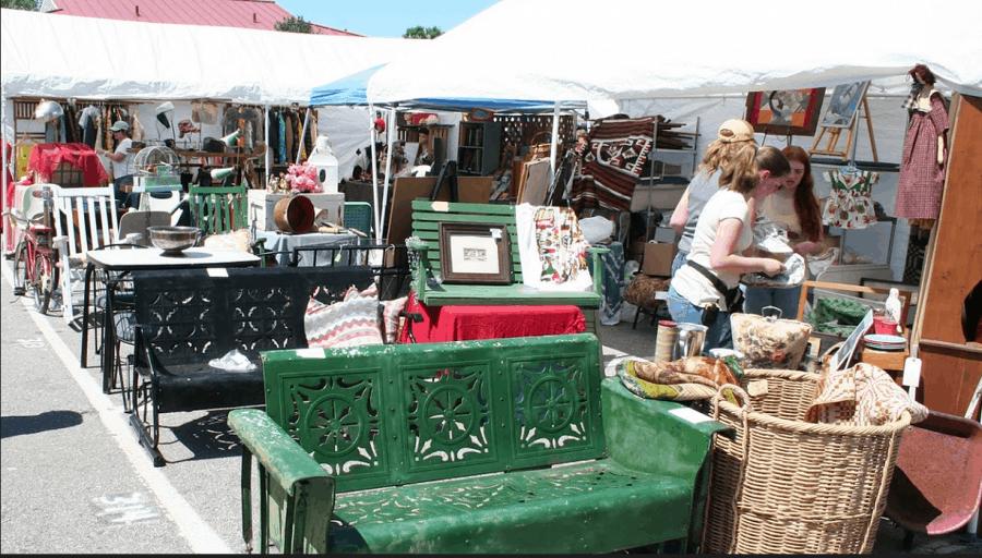 Peddlers Flea Market, Flea Market Cincinnati Ohio, flea markets in Ohio