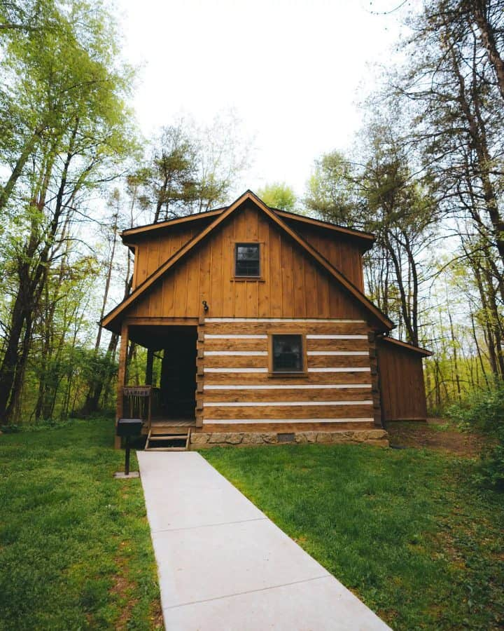 Alpine Chalet in Hocking Hills