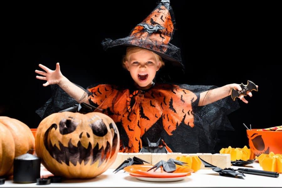 Alternative Halloween activities