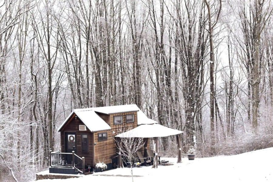 The Klein Haus - a suggestion for Ohio Cabin Getaways