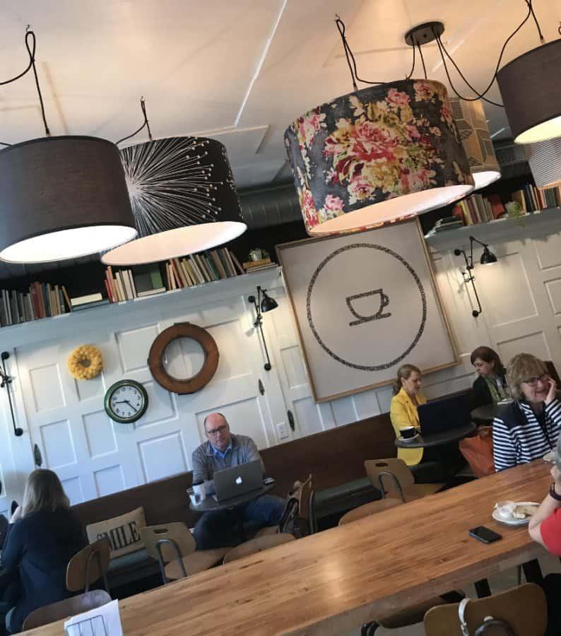 Wyoming Community Coffee Shop