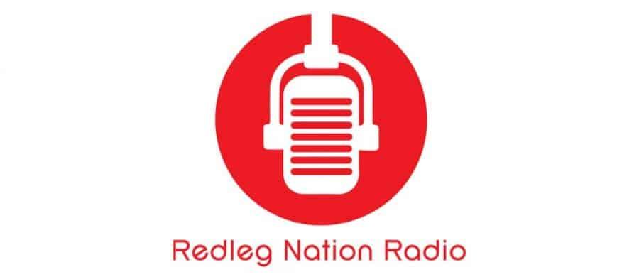 The Redleg Nation Radio podcast logo