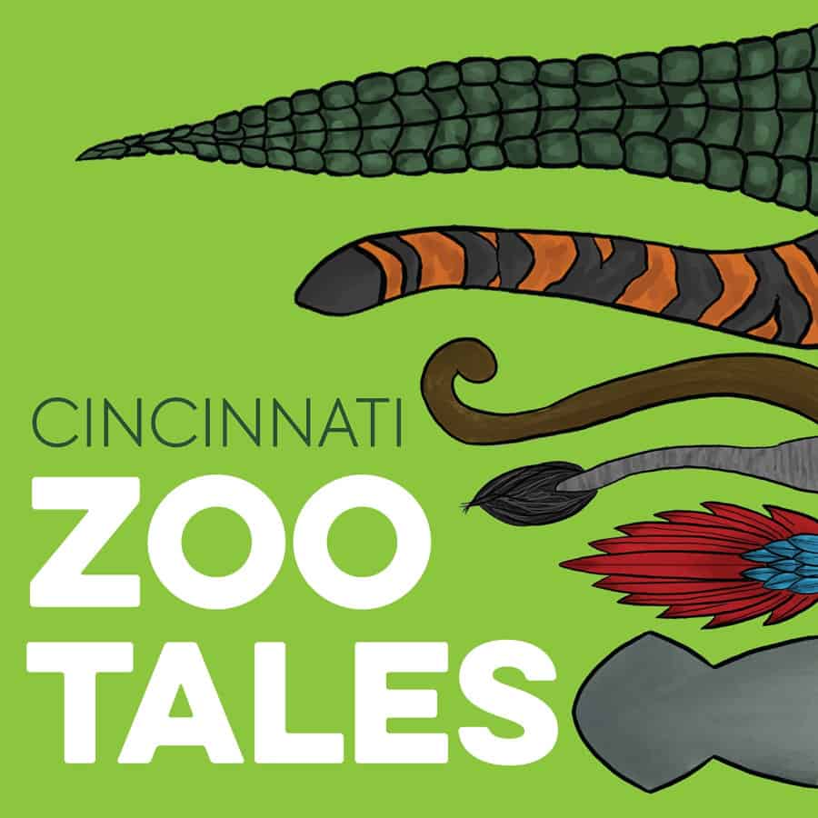The Cincinnati Zoo Tales logo