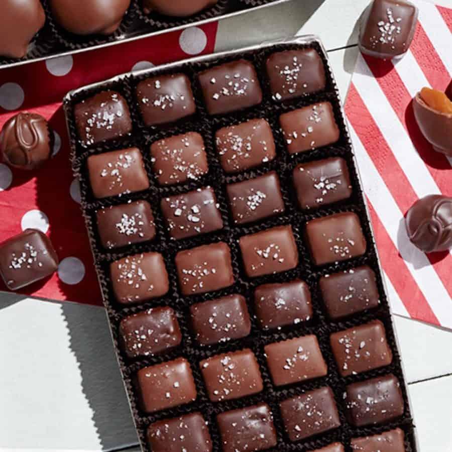 Fanny May chocolates
