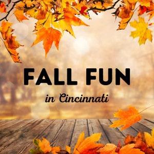 Fall Fun in Cincinnati